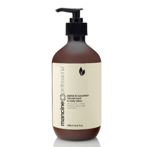 Mancine Naturals Body Lotion