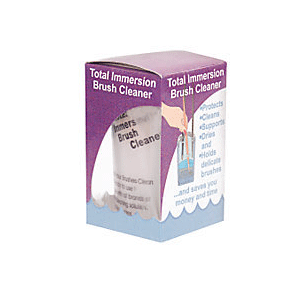 Total Immersion Brush Cleaner