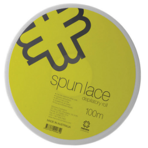 Mancine Spun Lace Wax Roll - Vogue Beauty