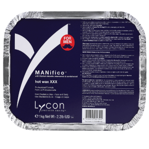Manifico hard wax by Lycon