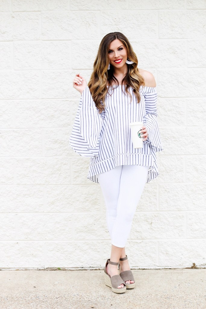off-the-shoulder-striped-bell-sleeve