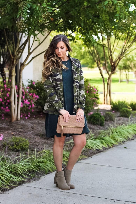 green-swing-dress