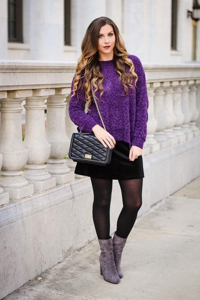 chenille-sweater-winter