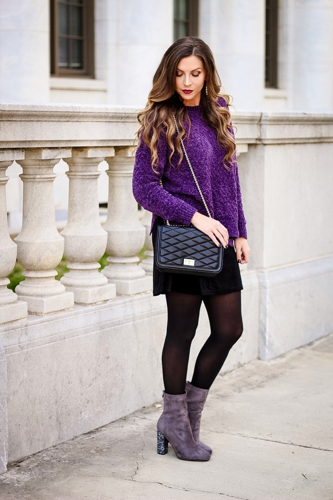 chenille-sweater-look