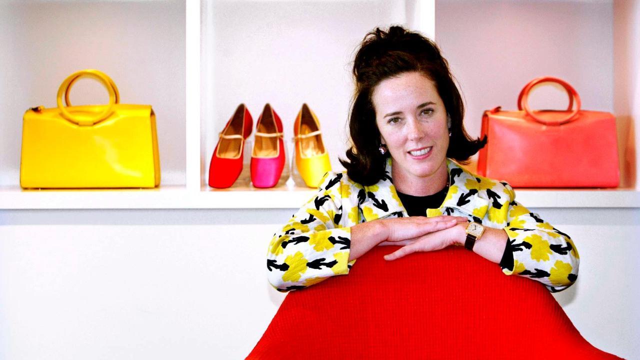 Fashion designer Kate Spade found dead in New York apartment
