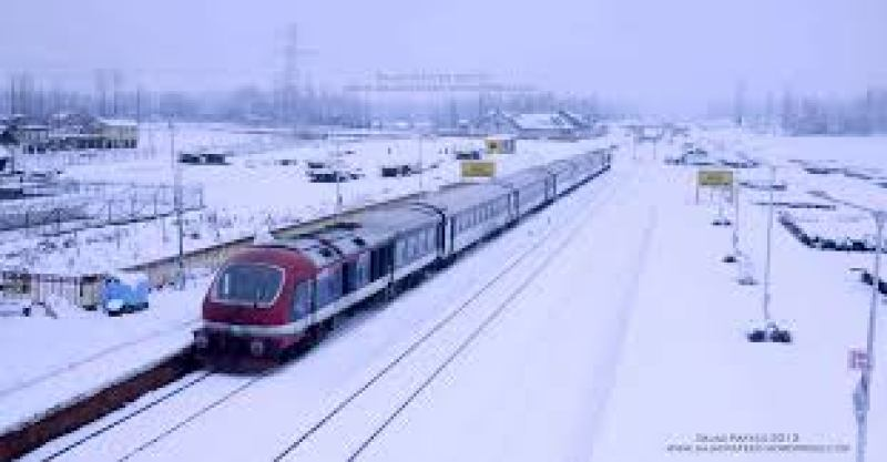The Kashmir Railway