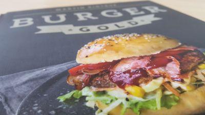 Burger Gold - Burgerkochbuch