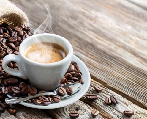 Kaffe kochen