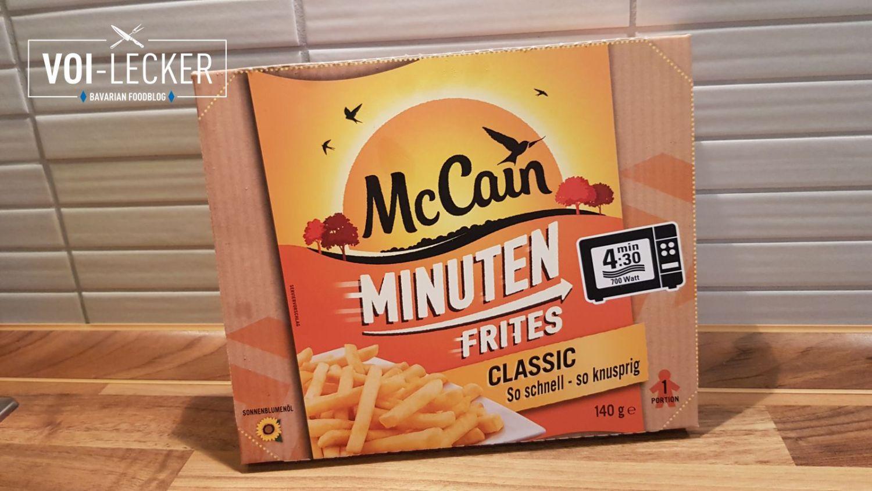 Minuten Frites Verpackung