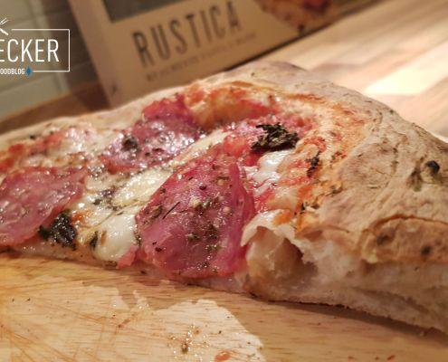 Stück Lentini Pizza