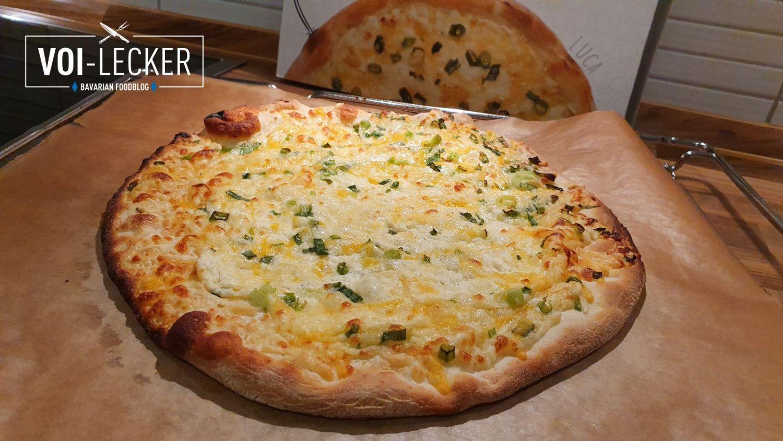 Gustavo Gusto Pizza Bianca Sette Formaggi