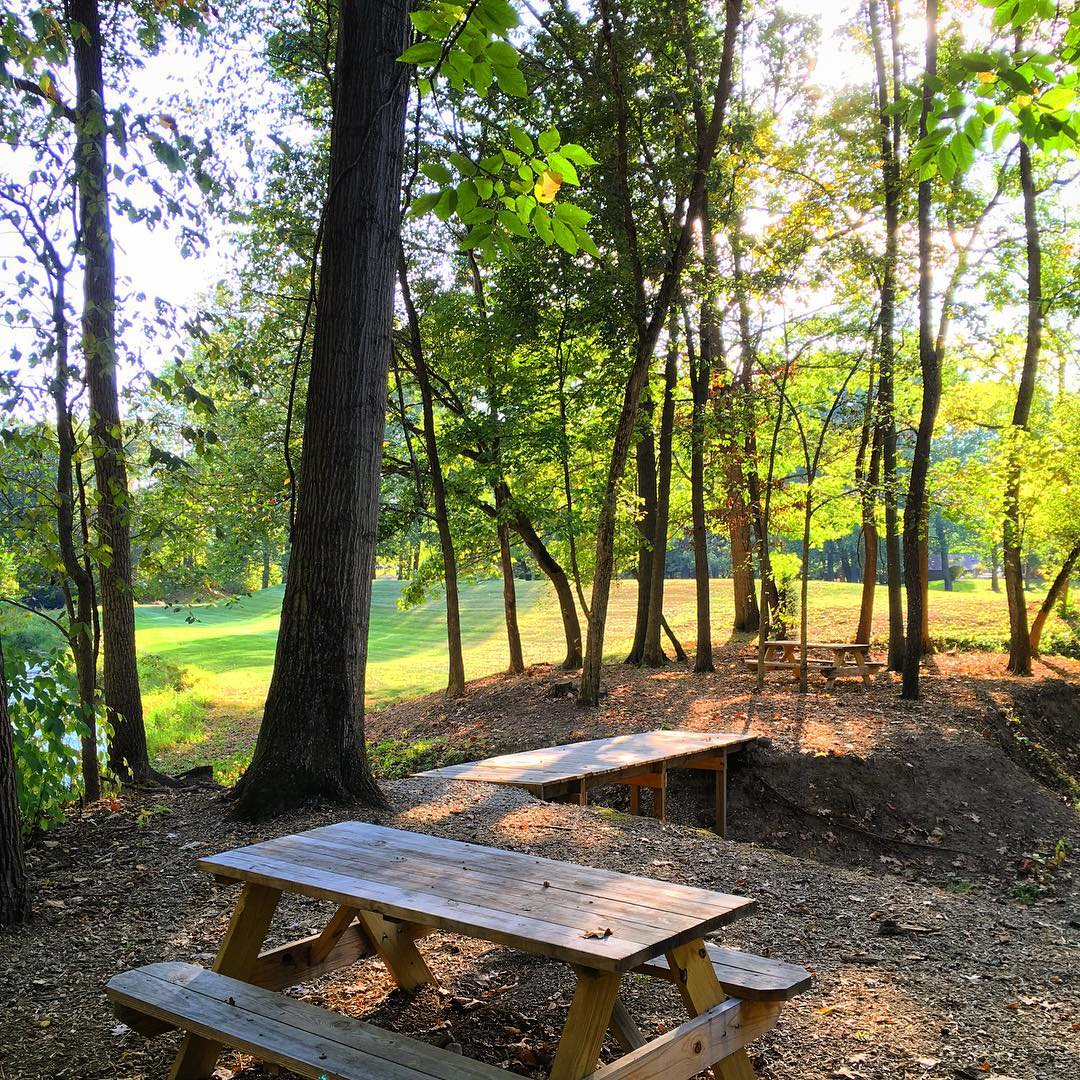 Good place for reflection and meditation. #voiceministriescamp #voiceministries