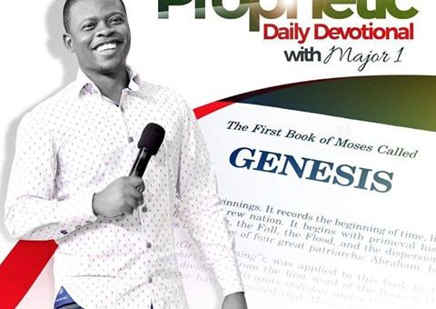 Daily Devotional with Prophet Shepherd Bushiri: God Hears You When You Cry by Prophet Shepherd Bushiri