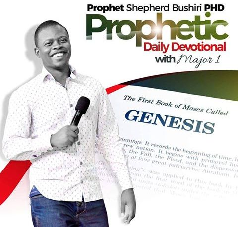 Daily Devotional with Prophet Shepherd Bushiri