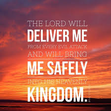 Deliver Me, O Lord