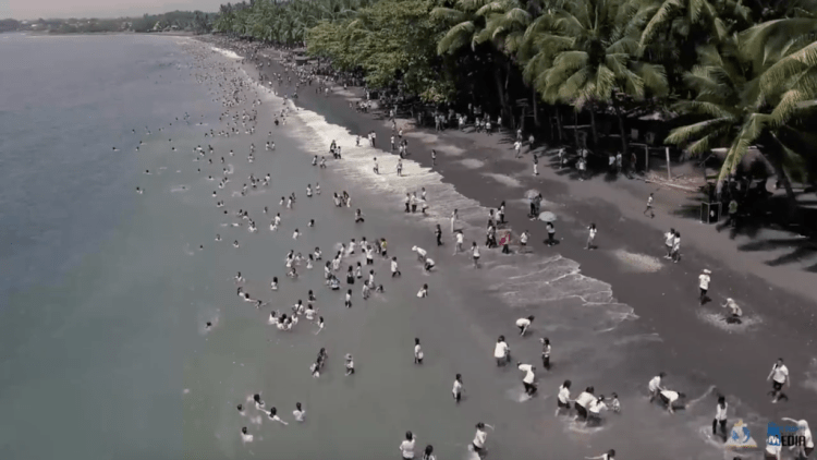 Thousands of Souls Decided to Follow Jesus and Got Baptized in the Philippines
