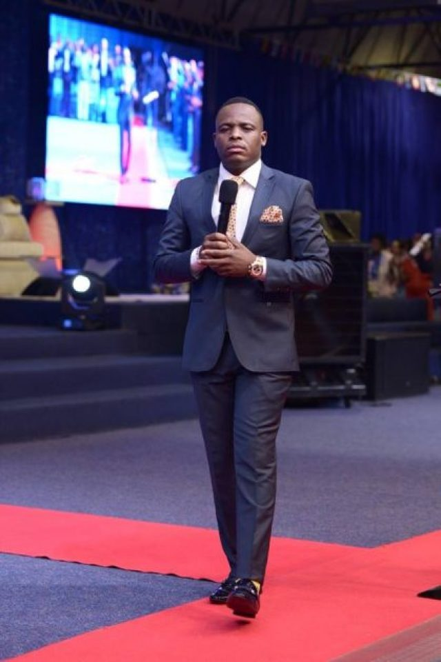 Midweek Friday Service with Prophet Shepherd Bushiri - ECG