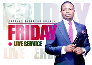 Midweek Friday Service with Prophet Shepherd Bushiri - ECG 12/10/2018