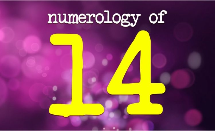 The Meaning of Numbers: The Number 14