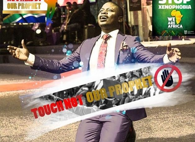 ECG members declare unstoppable resolve to stand up for Prophet Bushiri - Major 1