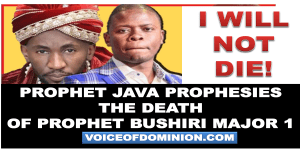 "[VIDEO] Prophet Java: ""I saw Prophet Bushiri Dying in December"""
