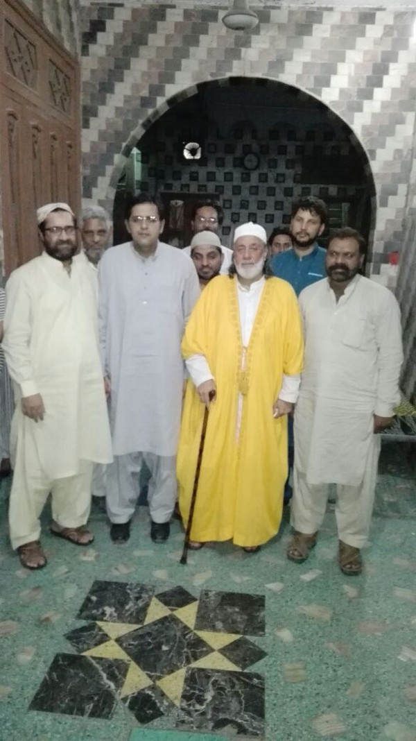 4th Ramzan Salana Dua Urs E Mubarak of Baba Ge Dr Jan Shah Warsi Awaisi At Shahid Warsi Home