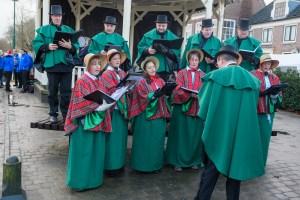 Kerkdienst met Vocaal ensemble Voices @ Lutherse Kerk Hilversum   Hilversum   Noord-Holland   Nederland