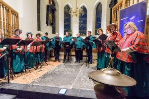 Pasen met Vocaal Ensemble Voices @ Wilhelminakerk