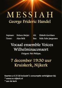 Kerkdienst met Vocaal ensemble Voices @ Lutherse kerk Hilversum   Maartensdijk   Utrecht   Nederland