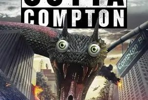 SNAKE OUTTA COMPTON Poster-303x450