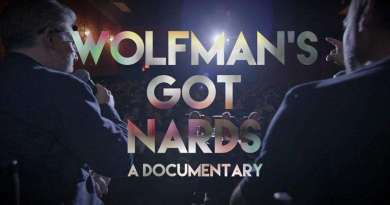 WOLFMANS GOT NARDS