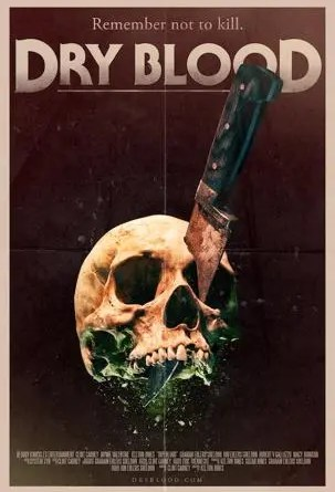 Dry Blood Poster-303x450