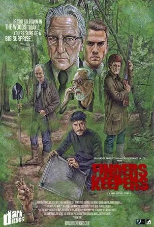 Finders Keepers Poster-303x450