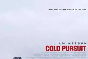 Cold Pursuit Poster-303x450