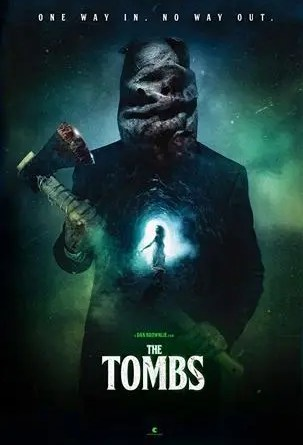 The Tombs Poster-303x450
