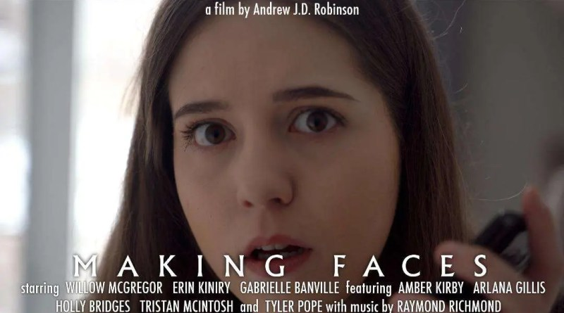 Making Faces Poster