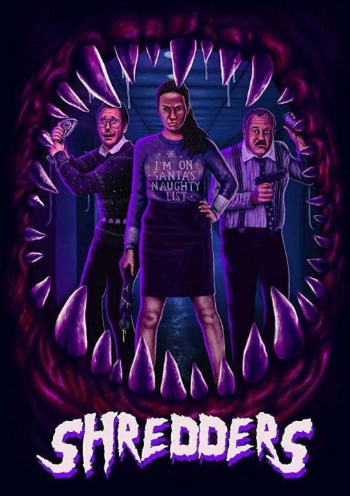 Shredders Poster