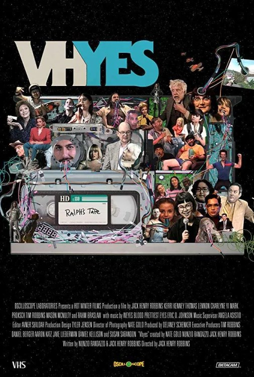 VHYes Poster 1