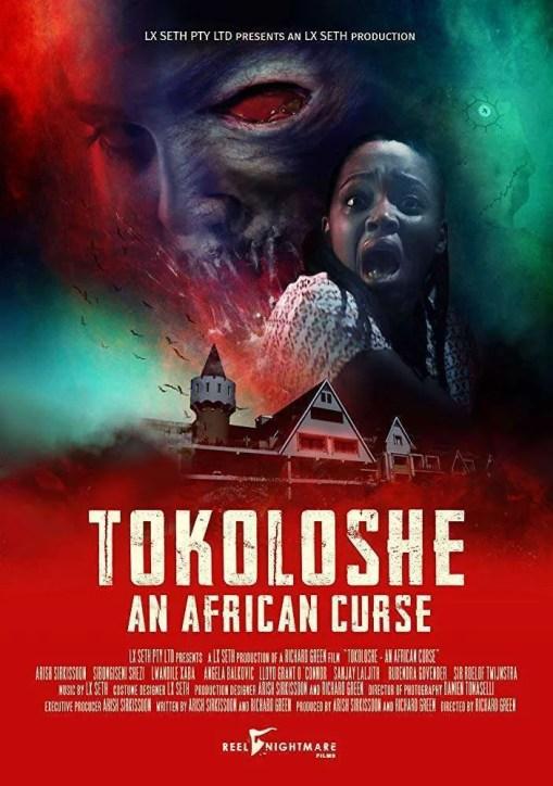 TOKOLOSHE AN AFRICAN CURSE Poster