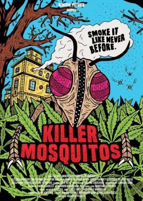 Download Killer Mosquitos 2018 Hindi Dual Audio 480p BluRay