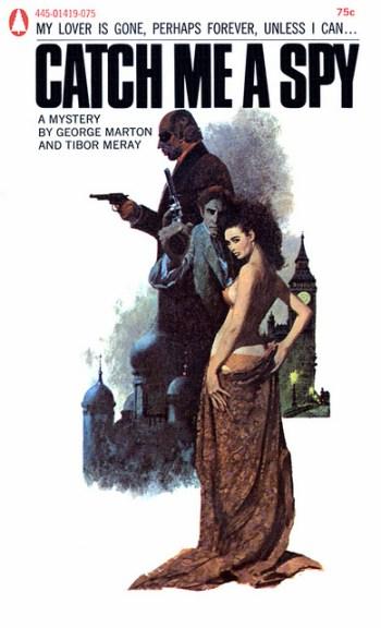 Robert McGinnis Book Cover
