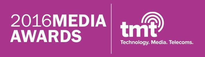 2016 Media Awards winner