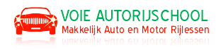 Welkom Bij Voie Autorijschool Amsterdam Logo