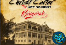 Christ carter feat Kiff no beat- Bingerak