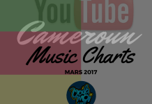 TOP 20 DES CHANSONS YOUTUBE AU CAMEROUN