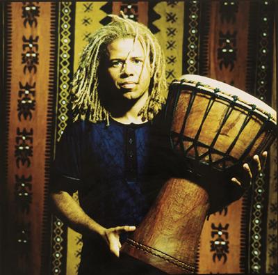 Wambo avec un tambour