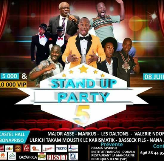 stand up party acte 5