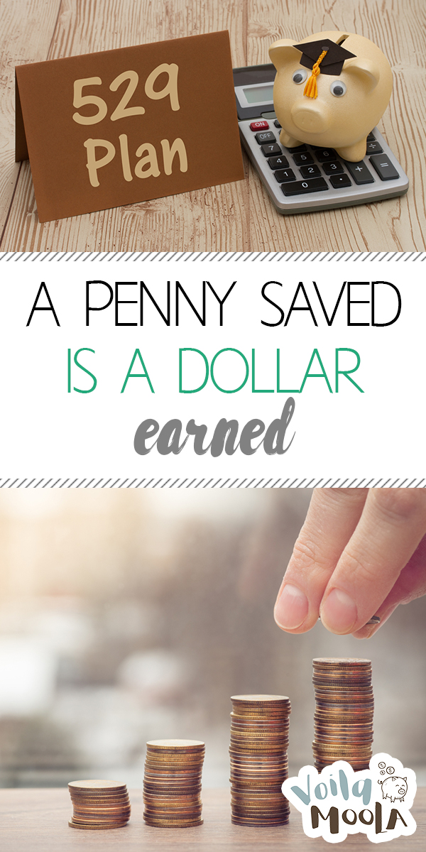 Penny Saved | Savings Plans | DIY Savings Plan | DIY Budgeting | Tips and Tricks for Saving Money | Save Money