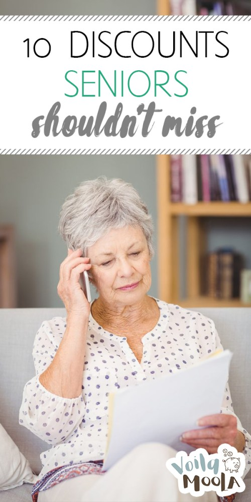 discounts seniors shouldn't miss | discounts | senior savings | savings | senior discount | senior | senior citizens