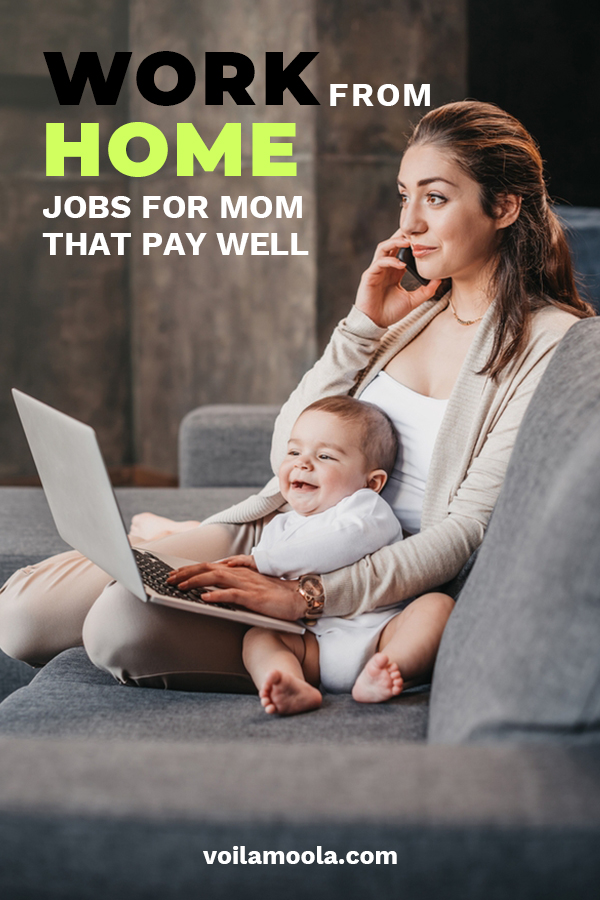 Stay at home moms can often use a little extra money. I totally understand. Today we will discuss good paying jobs for stay at home moms. Learn how to get started, ideas that fit your schedule and skills, and products that you might be able to sell. Enjoy the freedom a little extra cash can offer and the freedom of working from home. What are you waiting for? Take a look. #workfromhomejobsformoms #stayathomejobsformom #makeextramoneyfromhome